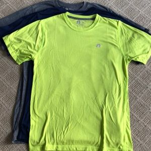 Men's S/S Dri-Power T-Shirts (3pk)